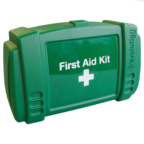 Safety First Aid PCV First Aid Kit in Evolution Box