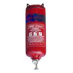 FireShield 1Kg Automatic Dry Powder Fire Extinguisher
