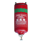 FireShield 2Kg Automatic Clean Agent Fire Extinguisher