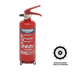 Firechief XTR 2Kg ABC Dry Powder Fire Extinguisher