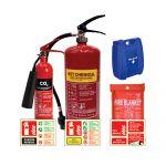 Commercial Kitchen / Chip Shop Fire Safety Bundle