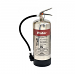 FireShield 9 Litre Stainless Steel Water Fire Extinguisher