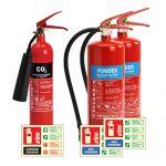 Garage / Workshop Fire Safety Bundle