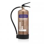 Contempo Antique Copper 6Kg ABC Dry Powder Fire Extinguisher