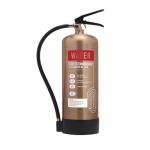 Contempo Antique Copper 6 Litre Water Fire Extinguisher