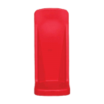 Red Fire Extinguisher Stand (Single)