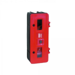 Lockable Fire Extinguisher Cabinet (Single)