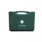 PCV First Aid Kit (30PCVS10) In Green Box (Blue Dot)