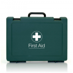 50 Person (50E) HSE Compliant First Aid Kit (Blue Dot)