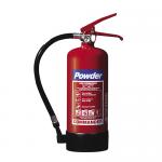 Commander Edge DP4E 4Kg Dry Powder Fire Extinguisher