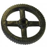 115mm Cast Iron Hydrant Hand Wheel
