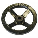 150mm Cast Iron Hydrant Hand Wheel