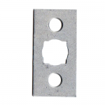 Redlam Door Panic Bolt Keeper Plate