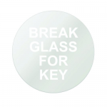 Replacement Glass For Mk1 Key Box