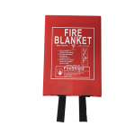 Hard Case 1.8m x 1.8m  Fire Blanket (British Standard)