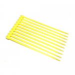 Yellow 8mm Fire Door Seal
