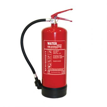 FireShield 6 Litre Water Additive Fire Extinguisher