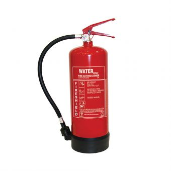 FireShield 6 Litre Water Fire Extinguisher